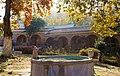 Monastery garden, Pangaion, Greece.jpg