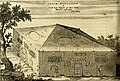Monolithic temple of Egypt - Athanasius Kircher - Turris Babel - 1679 (page 110 crop).jpg