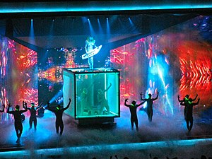 The Monster Ball Tour - Image: Monster Ball Just Dance