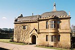 The Lodge, about 165m south-south-west of Montacute House