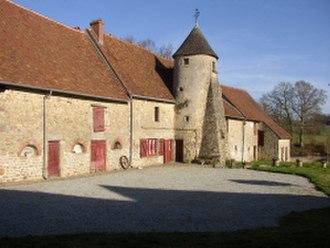 Arnac-la-Poste - The Montmagner post house