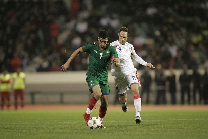 File:Morocco vs Czech Republic, February 11 2009-05.jpg