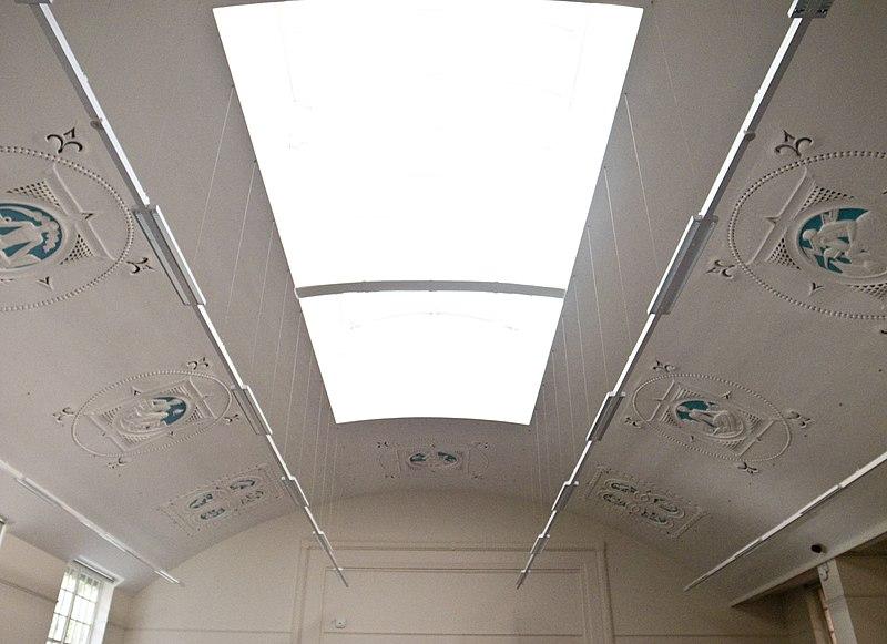 Description moseley school ceiling panels 89