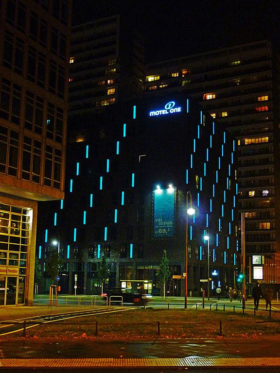 Hotel Axel Springer Strabe Berlin