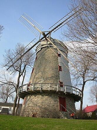 LaSalle, Quebec - Fleming windmill, Lasalle