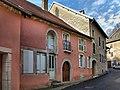 Mouthier-Haute-Pierre, maisons vigneronnes du XVIII° siècle.jpg