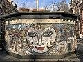 Mozaiek, Fabrice, Cornelis Schuytstraat foto 2.jpg
