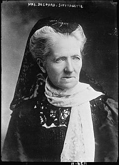 Charlotte Despard British suffragist