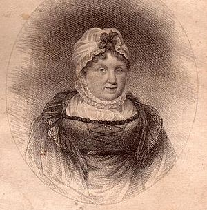 Catharine Cappe - an engraving