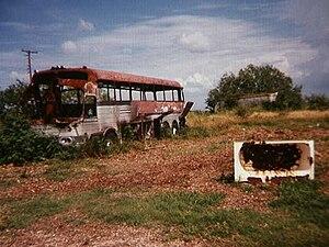 Mount Carmel Center - Image: Mt carmel bus tub 1997 06 23