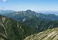 Mt.Shiomidake from Mt.Ainodake 04.jpg