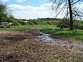 Muddy bend - geograph.org.uk - 1890899.jpg