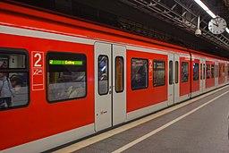 Munich - S-Bahn - Marienplatz - 2012 - IMG 7554