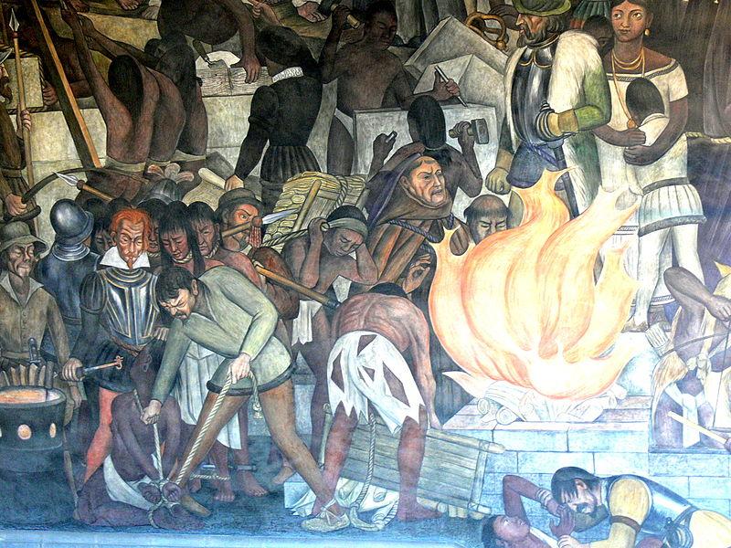 Как испанский монах жестоко боролся с верованиями майя и сохранял их культуру