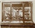Musée égyptien - Intérieur d'une salle - bateaux funéraires qui permettaient au double du mort de sortir de son tombeau et de voyager - Le Caire - Médiathèque de l'architecture et du patrimoine - AP62T163571.jpg