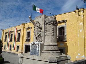 Ecatepec de Morelos - Image: Museo Casa de Morelos 2013 02
