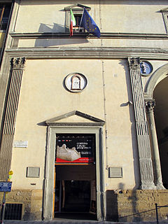 archaeological museum of Florence, Italy