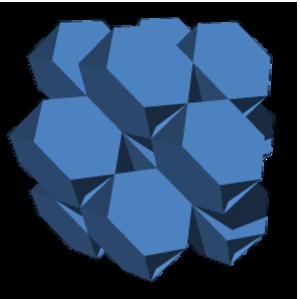 Skew apeirohedron - Image: Mutetrahedron