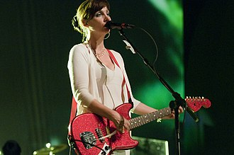 Bilinda Butcher - Bilinda Butcher performing in 2009