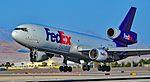 """N318FE 1979 Federal Express (Fedex) MCDONNELL DOUGLAS MD-10-30F s-n 46837-282 """"Annibal"""" (25754839511).jpg"""