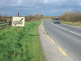 National secondary road - Image: N62road 046
