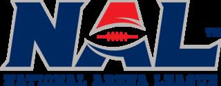 National Arena League American indoor football league