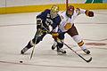 NCAA Frozen Four — Notre Dame Fighting Irish vs. UMD Bulldogs (5600664980).jpg