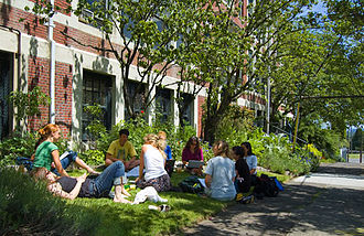National University of Natural Medicine - Students on campus