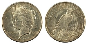 Maine Centennial half dollar - De Francisci designed the Peace dollar in 1921.