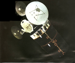 Satellite Data System - Releasable Picture of NRO satellite, possible SDS-1