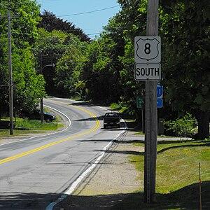 Nova Scotia Trunk 8 - Trunk 8