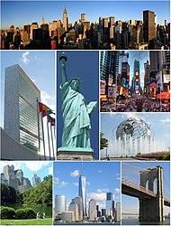 New York City – Veduta