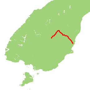 New Zealand Route Map.New Zealand State Highway 85 Wikipedia