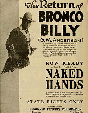 Broncho Billy Anderson - Image: Naked Hands