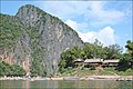 Nam Ou River confluence in Mekong Laos.jpg