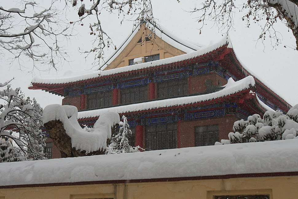 Nanjing Political College 3
