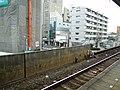 Nankai Imamiyaebisu Station platform - panoramio (1).jpg