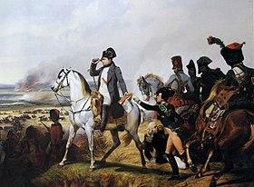 Bataille de Wagram, 6 juillet 1809, Horace Vernet.