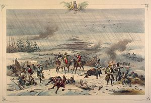 Napoleon retreat from Russia by Adam.jpg