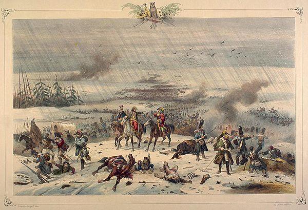 Napoleons återtåg från Ryssland