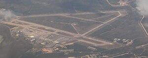 Lynden Pindling International Airport - Image: Nassau Airportview