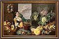 Nathaniel bacon, cuoca con natura morta di verdura e frutta, 1620-25 ca. 01.jpg
