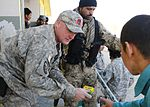 National Guardsmen distribute school supplies DVIDS342625.jpg