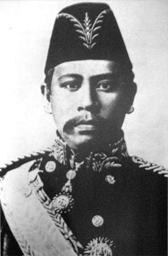 Zainal Abidin III of Terengganu - Image: National Museum KL 2008 (43)