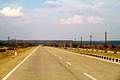 National highways of India NH 27 (old NH 76) Rajasthan Roads March 2015 c.jpg