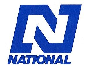 New Zealand National Party leadership election, 2006 - Image: National logo 1990