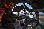 Navigator position in a Ukrainian Emergency Services Antonov An-30.jpg