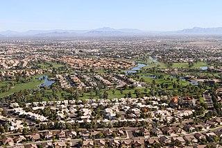 Chandler, Arizona City in Arizona, United States