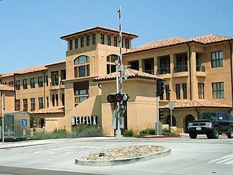 Netflix - Netflix's headquarters in Los Gatos, California