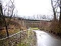 Neue Glemsbrücke, Strohgäubahn, Stuttgart, Deutschland - 20110112.jpg